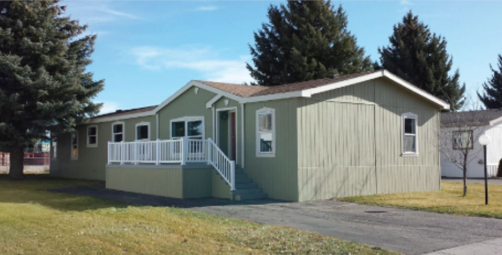 Manufactured Homes In Idaho Falls Pinewood Estates